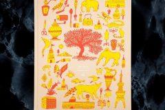 """Kentarou Tanaka. """"The First"""". Design: Hideyuki Saito. Printer: i Word. Publisher: Bonpoint Japon."""