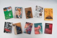 "Best designed Croatian books published in 2017 selected through a national best book design competition (""Hrvatska lijepa knjiga"") organised by the National and University Library in Zagreb (NSK)."