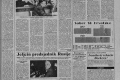 Vjesnik – 30. svibnja 1990.