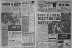 Glas Slavonije – 30. svibnja 1990.