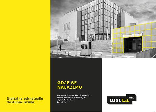 Dani Otvorenih Vrata Digitalnoga Laboratorija Nsk Nacionalna I Sveucilisna Knjiznica U Zagrebu