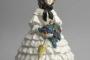 FIGURINE. A lady in Biedermeier costume Gmunden, Austria, around 1910. MUO 33323. Izvor: http://www.muo.hr/hr/muo/projekti/partageplus/.