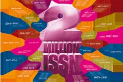 Portal ISSN-a u siječnju je premašio 2 milijuna zapisa.