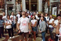 Djelatnici Nacionalne i sveučilišne knjižnice u Zagrebu posjetili Nacionalnu knjižnicu Austrije.