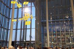 Kulturna večer i domjenak u Nacionalnoj knjižnici Grčke u sklopu Svjetskoga knjižničarskog i informacijskoga kongresa i 85. Generalne skupštine IFLA-e 2019.