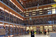 Dr. sc. Dijana Machala u posjetu Nacionalnoj knjižnici Grčke u sklopu Svjetskoga knjižničarskog i informacijskoga kongresa i 85. Generalne skupštine IFLA-e 2019.