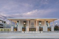 Središnja knjižnica grada okruga Tulse u Oklahomi. Fotografija:  Lara Swimmer.