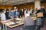 A visit to NSK Print Collection organised as part of guided tours of the Library during NSK Doors Open Days 2017.