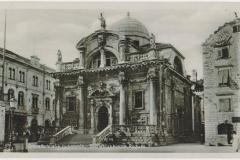 Crkva svetoga Vlaha. Grafička zbirka Nacionalne i sveučilišne knjižnice u Zagrebu.