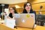 Teresa Nobre, predstavnica udruženja COMMUNIA, na raspravi o nužnim izmjenama zakona o autorskim pravima održanoj u Europskome parlamentu 21. lipnja 2017. godine. Autor fotografije: Sebastiaan ter Burg.