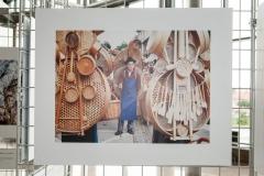 """I Feel Slovenia. I Feel Culture"". A woodenware salesman. Photo by: Tomo Jeseničnik."