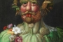 "Giuseppe Arcimboldo. ""Rudolph II as Vertumnus"" (1591). , Skokloster Castle, Sweden. Source: http://www.europeana.eu/portal/en/exhibitions/faces-of-europe/."