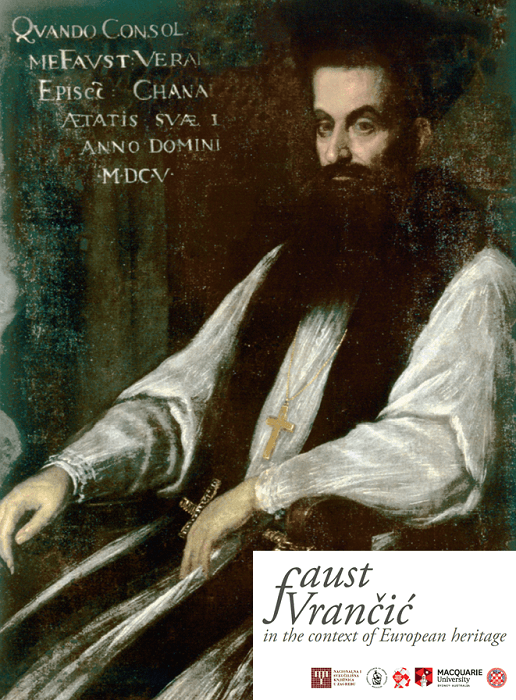"""Faust Vrančić in the context of European heritage"", opening on 19 September 2019 at Macquarie University, Sydney, Australia."