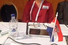 Glavna ravnateljica Nacionalne i sveučilišne knjižnice u Zagrebu dr. sc. Tatijana Petrić sudjelovala na sastanku CDNL-a 2019.