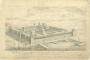 Fischer von Erlach, Johann Bernhard. [Der Palast Diokletianis in Spalato] / J.[Johann] B.[Bernhard] F.[Fischer] v.[von] E.[Erlach]. [1712].