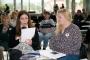 Studentice s ERF-a u pratnji prodekanice za nastavu na Edukacijsko-rehabilitacijskom fakultetu u Zagrebu prof. dr. sc. Mirjane Lenček.
