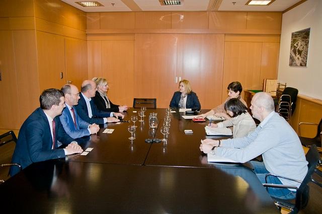 Izaslanstvo Republike Kosova posjetilo NSK.