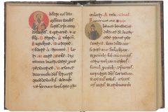 """Molitvena knjiga """"Časoslov Farnese"""" s minijaturama Julija Klovića."""