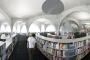 Knjižnica Hachioji. Umjetničko sveučilište Tama, Tokio, Japan. Izvor: http://www.archdaily.com/. Fotografija: Iwan Baan.