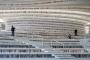 Knjižnica Tianjin Binhai. Fotograf Ossip van Duivenbode.