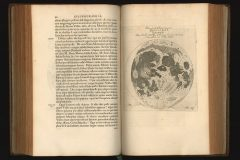 """""""Selenographia, sive Lunae descriptio"""", a copy of a famous 17th-century work by Jan Heweliusz (Johannes Hevelius) returned to the National and University Library in Zagreb (NSK), 32 years after it was misappropriated from its collections in 1987."""