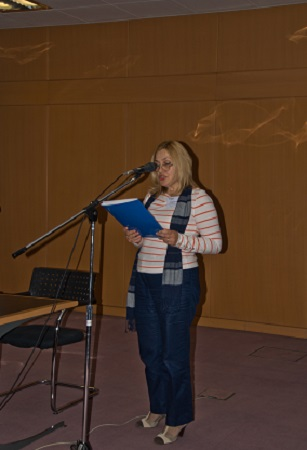 Dr. sc. Tatijana Petrić, glavna ravnateljica Nacionalne i sveučilišne knjižnice u Zagrebu.