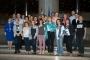 Sudionici sastanka Grupe za koordinaciju knjižnica Europske knjižnice, 21. i 22. rujna 2015., Nacionalna i sveučilišna knjižnica u Zagrebu.