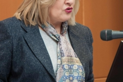 Dr. sc. Tatijana Petrić, glavna ravnateljica Nacionalne i sveučilišne Knjižnice u Zagrebu