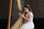 """Održani koncerti iz ciklusa """"Podnevna glazbena stanka"""" u povodu održavanja seminara harfe."""