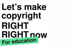 NSK potpisnica europske inicijative za reformu zakona o autorskim pravima u svrhu unapređenja obrazovanja.