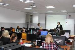 Održana radionica edukacije korisnika na Zdravstvenome veleučilištu u Zagrebu.