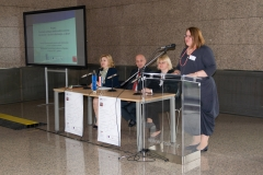 """Održana tribina o dostupnosti znanstvenih informacija u sklopu projekta """"e-Izvori""""."""