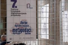 Počeo Sedmi festival hrvatskih digitalizacijskih projekata.