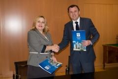 Potpisan sporazum o suradnji između NSK i Grada Senja.