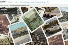 Sudjelovanje u izradbi Europeanine izložbe: Picture this! Vintage postcards of Southeastern Europe.