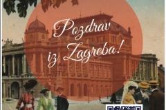"""Predstavljena mobilna aplikacija """"Pozdrav iz Zagreba""""."""