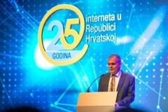 Obilježena 25. obljetnica interneta u Republici Hrvatskoj.