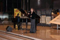 """Održan drugi humanitarni koncert NSK """"Srcem i glazbom za djecu"""" u izvedbi glazbenog dua """"Gospel Duo""""."""