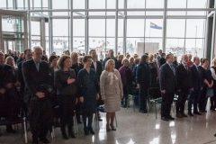 Svečano obilježen Dan Nacionalne i sveučilišne knjižnice u Zagrebu 2018. godine.