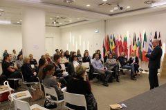 Predstavnice Europskoga dokumentacijskog centra NSK sudjelovale na godišnjem sastanku predstavnika Europe Direct informacijskih centara i drugih EU mreža u Hrvatskoj.