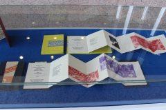 """Predstavljene umjetničke knjige iz biblioteke """"pro amicis"""" Maje S. Franković i Luke Paljetka."""