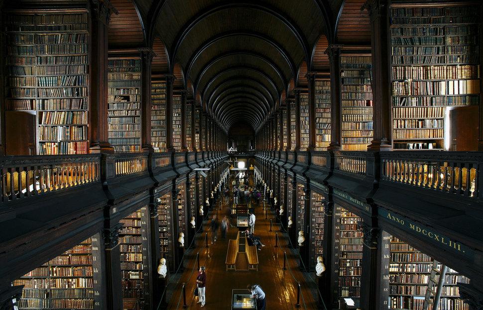 Knjižnica Trinity College u Dublinu