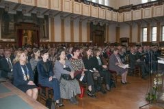 The celebration of the National and University Library in Zagreb Day 2020. Croatian State Archives, 21 February 2020.