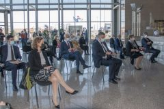 The celebration of the National and University Library in Zagreb Day 2021.