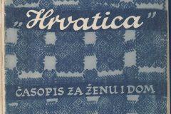 "Časopis ""Hrvatica: časopis za ženu i dom"" (1939. – 1941.) pokrenula je i uređivala Marija Jurić Zagorka."