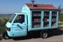 """Pokretna knjižnica """"Bibliomotocarro"""" iz Kolumbije."""