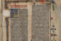 Gutenbergova Biblija, 1. svezak (1454.-1455., Mainz, Njemačka). Vatikanska knjižnica. Izvor: http://digi.vatlib.it/.