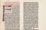 Gutenbergova Biblija, 1. svezak (1454.-1455., Mainz, Njemačka). Knjižnice Sveučilišta u Oxfordu. Izvor: http://digital.bodleian.ox.ac.uk/.