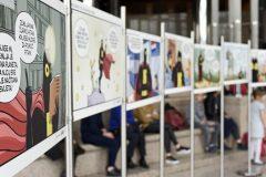 U Nacionalnoj i sveučilišnoj knjižnici u Zagrebu svečano otvorena Noć knjige 2019. Autorica fotografije: Nina Đurđević.