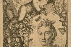 Portret Marije Sibÿlle Merian. Autor Johann Rudolf Schellenburg. Izvor Knjižnica Francuskoga državnoga instituta za povijest umjetnosti. Trajni URL: https://www.europeana.eu/portal/en/exhibitions/pioneers/credits.